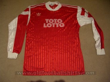 Arminia Hannover Uit  voetbalshirt  (unknown year)