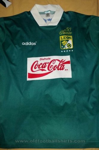 Leon Home Maillot de foot 1994 - 1995