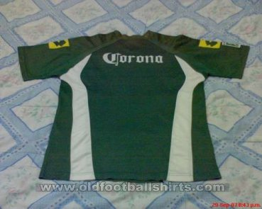 Leon Home football shirt 2002 - 2003