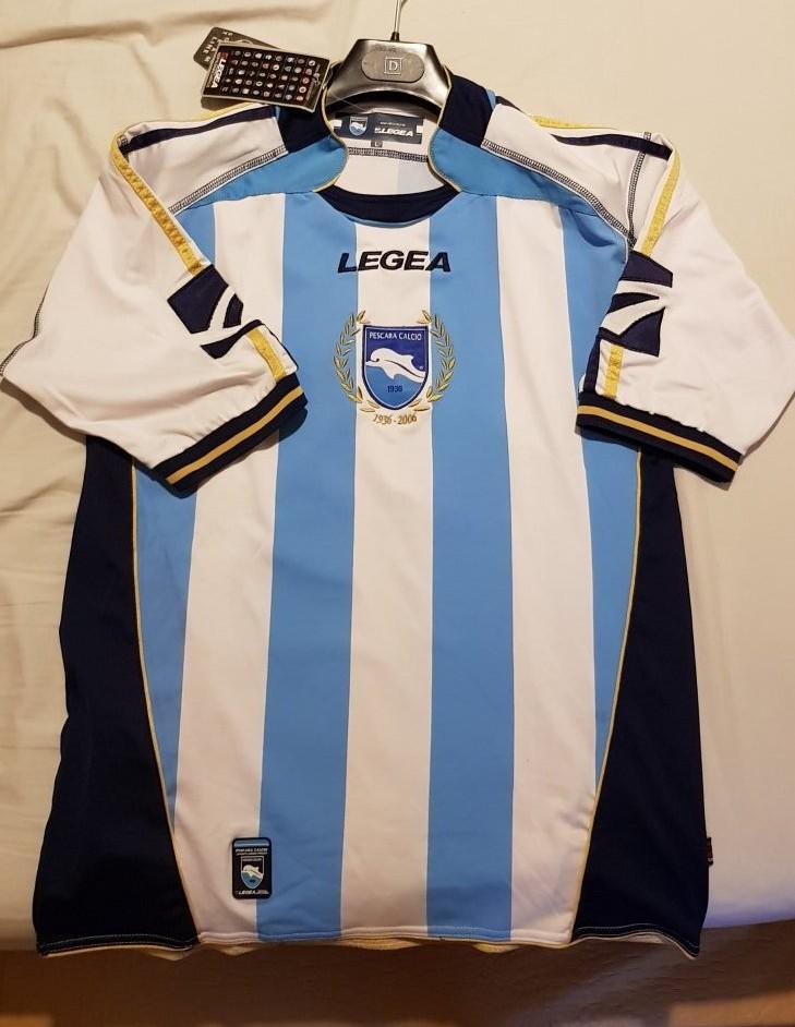 Maglia Pescara home taglia L