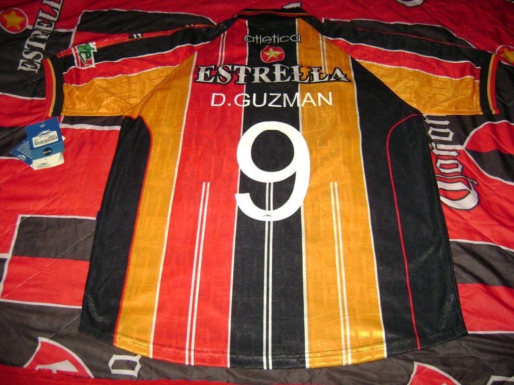 8e6ca283b Universidad de Guadalajara Home camisa de futebol 1994.