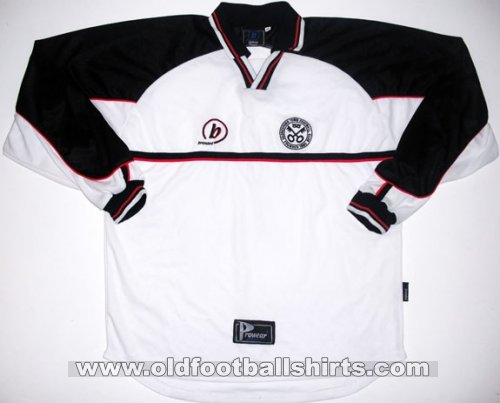 Hednesford Town Home football shirt 2002 - 2003