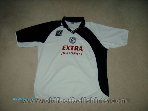 Hednesford Town Home football shirt 2005 - 2006