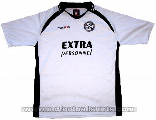 Hednesford Town Home football shirt 2006 - 2007