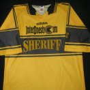 FC Sheriff football shirt 1995 - 1996