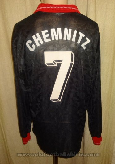 Chemnitzer FC Third football shirt 1993 - 1994
