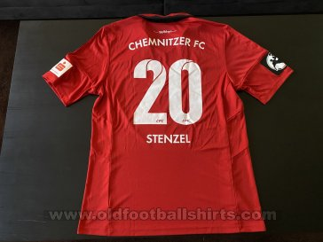 Chemnitzer FC Away football shirt 2015 - 2016