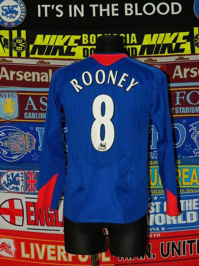 Manchester United Il Terzo maglia di calcio 2002 - 2003. Sponsored ...