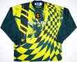 Manchester United Goalkeeper football shirt 1995 - 1997