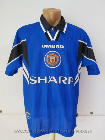 Manchester United Third football shirt 1996 - 1997