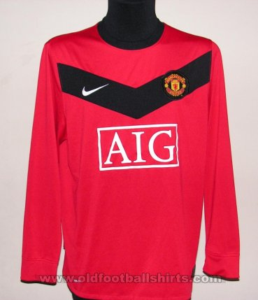 Manchester United Home football shirt 2009 - 2010