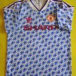 Away Camiseta de Fútbol 1990 - 1992