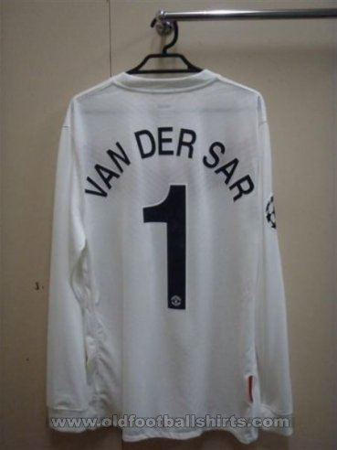 Manchester United Goalkeeper football shirt 2009 - 2010