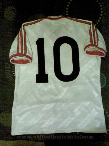 Manchester United Away Fußball-Trikots 1986 - 1988