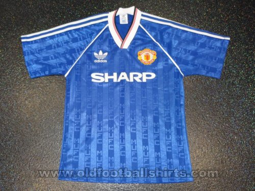 Manchester United Third football shirt 1988 - 1990