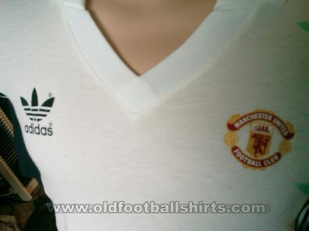 Manchester United Away football shirt 1980 - 1982