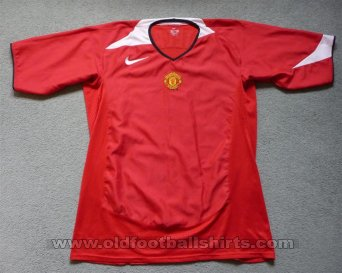 Manchester United Special football shirt 2004 - 2006