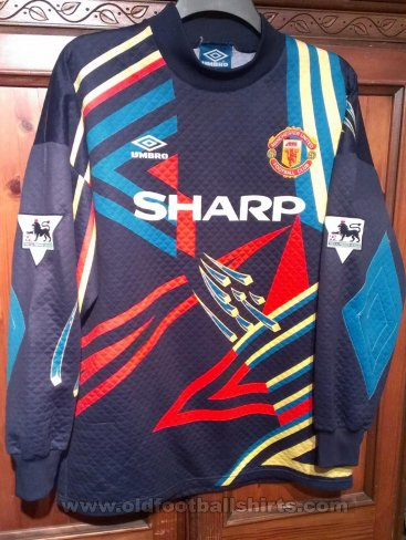 Manchester United Goalkeeper football shirt 1992 - 1994