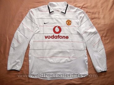 Manchester United Third football shirt 2003 - 2004