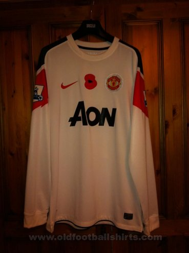 Manchester United Special football shirt 2010