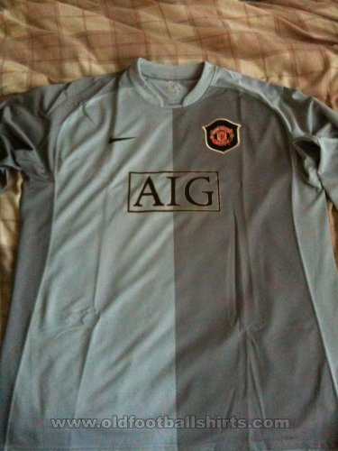 Manchester United Goalkeeper football shirt 2006 - 2007