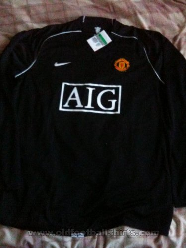 Manchester United Goalkeeper football shirt 2007 - 2008