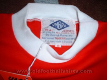 Manchester United Home football shirt 1963 - 1967