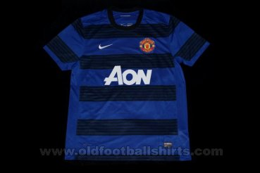 Manchester United Third football shirt 2012 - 2013