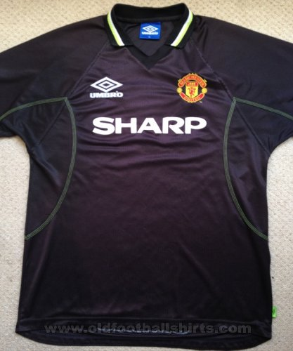 Manchester United Third football shirt 1998 - 1999