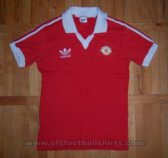 Manchester United Home football shirt 1980 - 1982