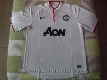 Manchester United Away football shirt 2012 - 2014