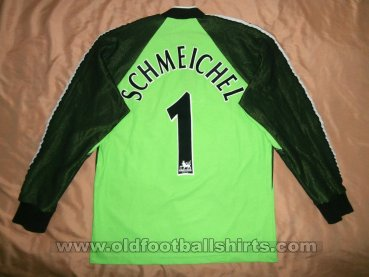Manchester United Goalkeeper football shirt 1998 - 1999