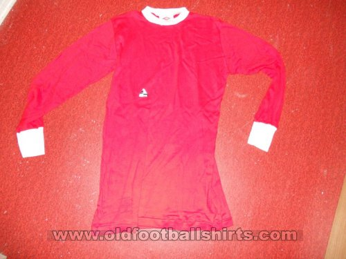 Manchester United Home football shirt 1967 - 1971