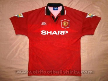 Manchester United Home football shirt 1994 - 1996