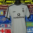 Goalkeeper football shirt 2001 - 2002