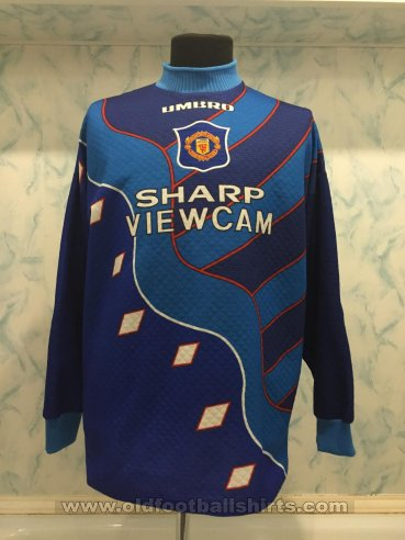 Manchester United Goalkeeper football shirt 1993 - 1995