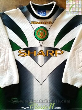 Manchester United Goalkeeper football shirt 1996 - 1998
