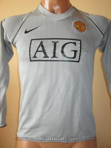 Manchester United Goalkeeper football shirt 2007