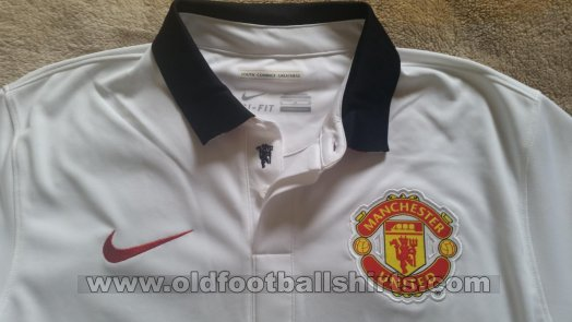 Manchester United Away football shirt 2014 - 2015