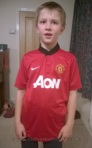 Manchester United Special football shirt 2012