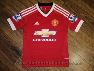 Manchester United Home football shirt 2015 - 2016