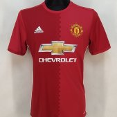 Manchester United Local Camiseta de Fútbol 2016 - 2017
