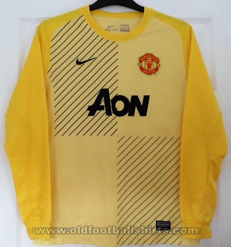 Manchester United Goalkeeper football shirt 2013 - 2014