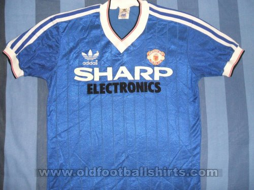 Manchester United Third football shirt 1982 - 1984