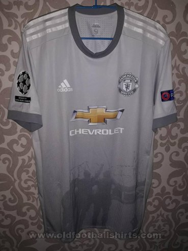 Manchester United Third football shirt 2017 - 2018