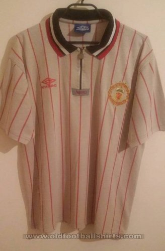 Manchester United Unknown shirt type (unknown year)