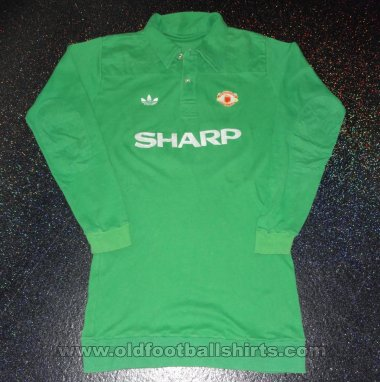 Manchester United Goalkeeper football shirt 1983 - 1984