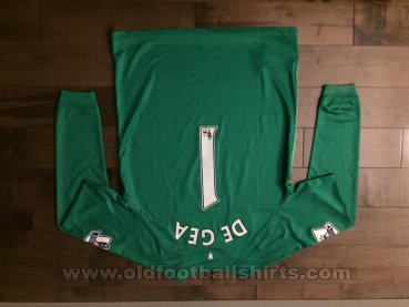 Manchester United Goalkeeper football shirt 2014 - 2015