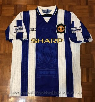 Manchester United Cup Shirt football shirt 1996