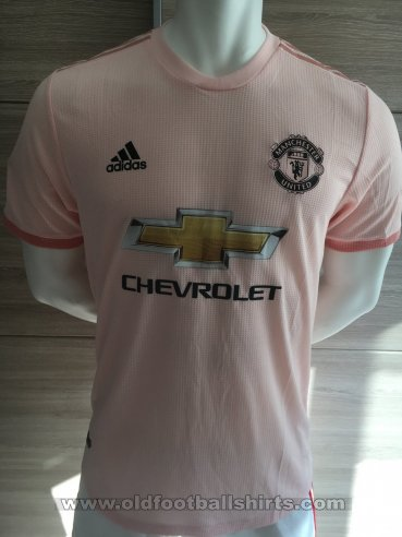 Manchester United Away football shirt 2018 - 2019